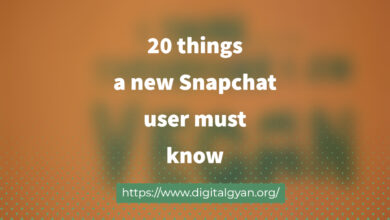 20 thing snapchat users should know