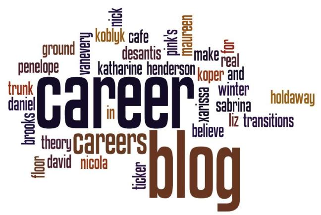 career blogs