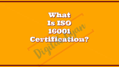 What Is ISO 16001 Certification