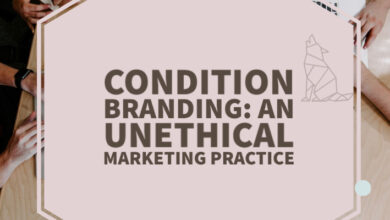Condition Branding An Unethical Marketing Practice