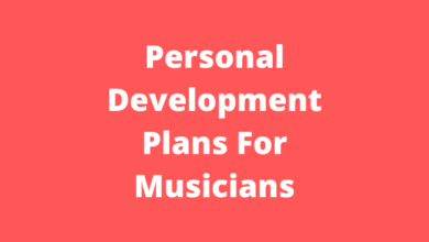 Personal Development Plans For Musicians