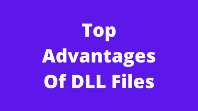 Top Advantages Of DLL Files