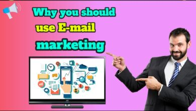 why to use email marketing