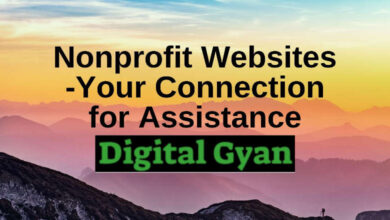 nonprofit Websites -your connection for assistance