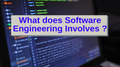 what does software engineering involves