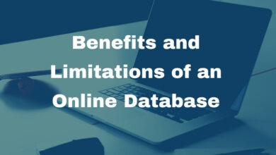 benefits-and-limitations-of-online-database