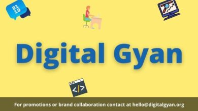 Digital Gyan Logo Square